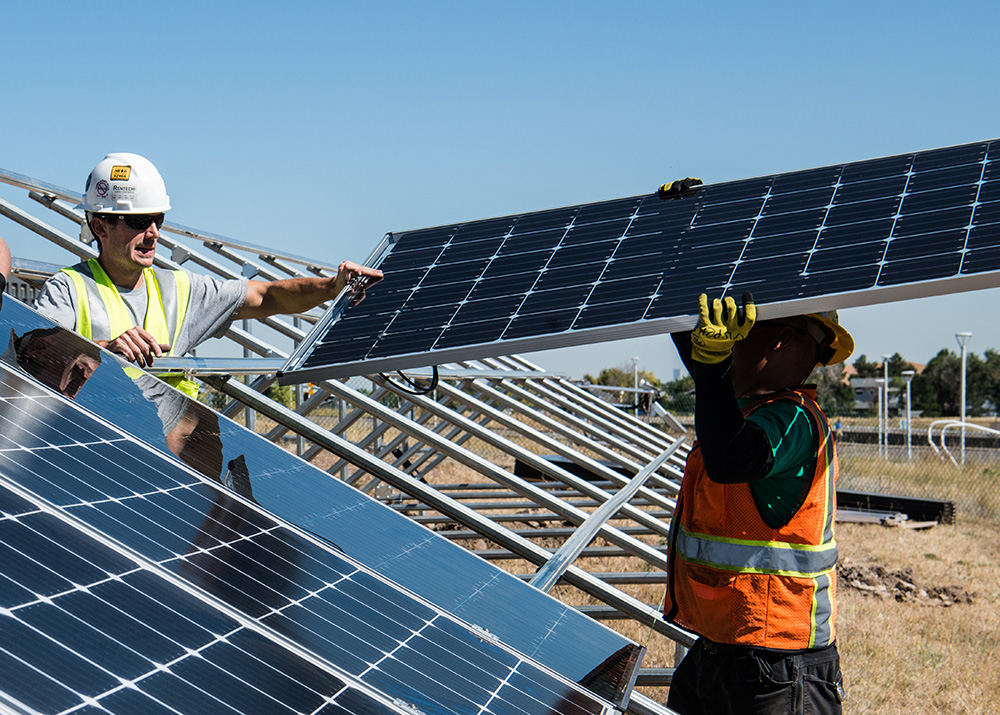 Orange County Solar Installation